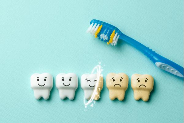شدن دندان بعد از ارتودنسی